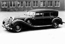 Mercedes Ancienne 770