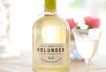 Holli holla Holunder - Rezepte