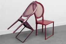 furniture/ CHAIRS / A collection of custom chairs designed by Uhuru