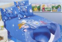 Little Girl's Bedding