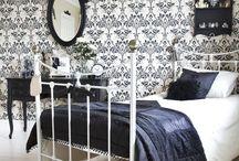 Black and White Room / by Blu Dahlia