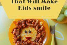 Kids Fun Foods