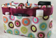 handbag organizing