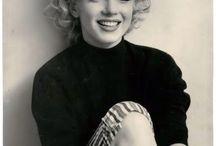 The sassy Marilyn Monroe