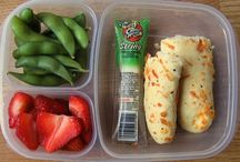 No heat lunches / by Mandy W
