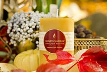 Beeswax Candles Reviews - Honey Candles / We've had a few reviews of our beeswax candles - the pins will take you there!