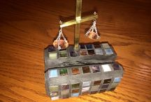 My Creations / I am a metalsmith and mosaic artist.  These are some of my designs