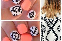 I wish nails....