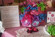 Birthday Party Favors / Birthday Party Favor packages