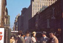 INSPIRACION. NY, 1950