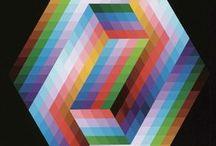 Victor Vasarely - Gestalt period