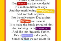 Father's Day Quotes / Family