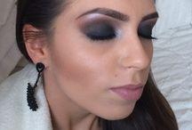 Make Up by me / Alguns de meus trabalhos como maquiadora...