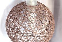 DIY Lightning / Handmade Lamps
