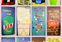 classroom doors / by Jenny Hesser