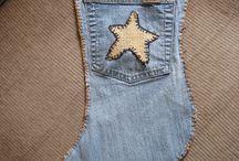 jeans crafts