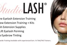 StudioLASH® Training / StudioLASH® are one of Australia's leading Suppliers of Training & Products for Eyelash and Eyebrow Extensions.