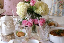 tea time recipes / by Lana Snyder