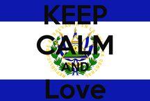 My country: El Salvador! / by Ligia Denice Chinchilla