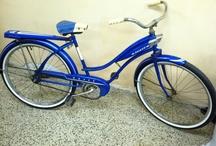 1959 Huffy Galaxie bike