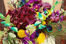 Wedding Bouquet Inspiration / What would a wedding be without flowers!  Gorgeous bridal bouquet inspiration
