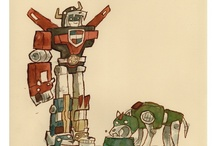Voltron/Transformers