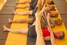 Priti Yoga Props and Inspiration
