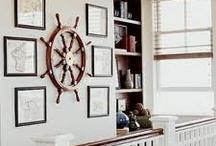 Cruze's new room Pirate Style / by Stephanie Smith