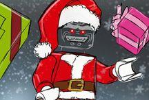 Ninjago Christmas