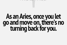 Zodiac / Aries from April
