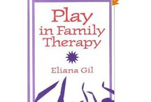 Family Play Therapy / Play can encourage communication and understanding among family members. / by Pam Dyson
