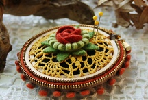 Pincushions / by Telegraph Treasures