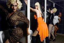 Such a Drag / Trannies, cross dressers, homosexuals, men in heels and other deviants. :D / by Tammy Cohen