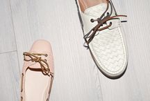 SPRING 2015 SHOE COLLECTION / Explore the Collection: http://bit.ly/14Olw1d / by Bottega Veneta