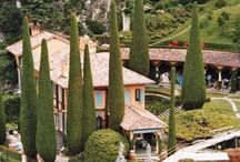 I dream of Italian Villas
