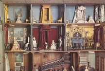 Doll Houses.