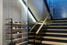 Wine Cellar / Cellier - Inspirations