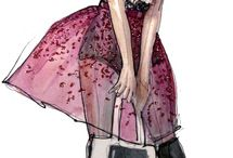 Illustrations {Fashion}