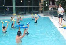 Activités Aquatiques / Des activités pour tous ! Aquagym, aquabike, cours de natation, d'aquaphobie, gymnastique prénatale, activités bébés et enfants