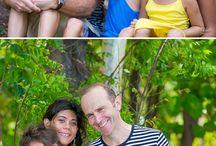 Famille - Réunion / Une séance famille sur l'île intense de la Réunion. Reportage par Fanny Tiara Photographie.