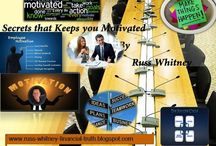Secrets that keeps you Motivated by Russ Whitney