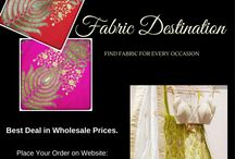 Buy at wholesale prices at Fab Couture / Wholesale prices for unique designer fabrics exclusively at Fab Couture!