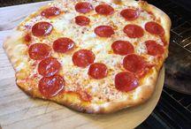 Pizza shape board