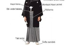 Roupa Masculina Japonesa