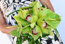 Flower Arrangements / by Ashley Carter