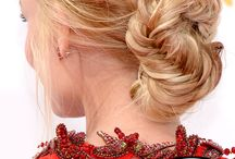 Red Carpet Hair / inspiration from Emmy's best looks 2014