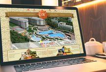 MUKARNAS SPA&HOTEL / MUKARNAS SPA&HOTEL için yapmış olduğumuz Web Sitesi..