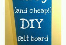 Felt Board♡