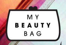 My beauty bag