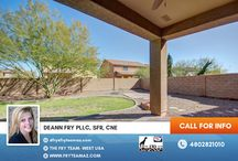 SOLD! Plenty of Space, Great Location Well-Cared Home / 6615 S 49th Drive, Laveen, AZ 85339 | CALL 480-282-1010 or 623-748-3818 for more info. You may also visit us at www.FryTeamAZ.com